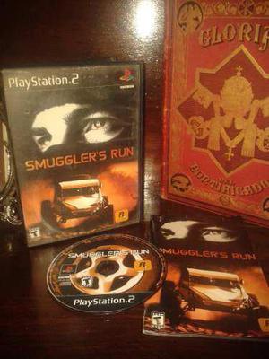 Smugglers Run Completo Para Tu Ps2 Rockstar