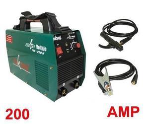 Soldadora Inversor Portatil 200 Amperes (oakland Sp-200)
