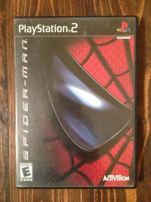 Spider-man Ps2 - Incluye Envío!