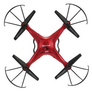 Syma Vermelho Hd Cmara Drone Con Una Batera Extra