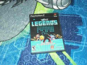 Taito Legends 1 Muy Buen Estado Para Ps2