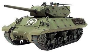 Tamiya Tanque Destructor M10 U.s. 1/35 Mid Prod Armar Pintar