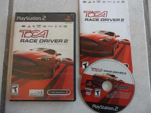 Toca Race Driver 2 Completo Para Tu Ps2 Juegazo