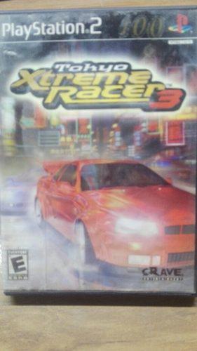 Tokyo Xtreme Racer 3 Para Tu Ps2 **