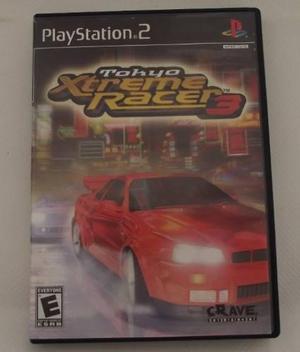 Tokyo Xtreme Racer 3 Sony Playstation 2 Ps2 Usado