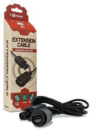 Tomee 6 Ft Cable Extensión Para Controlador N64