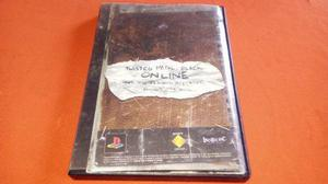 Twisted Metal Black Ps2 Playstation 2