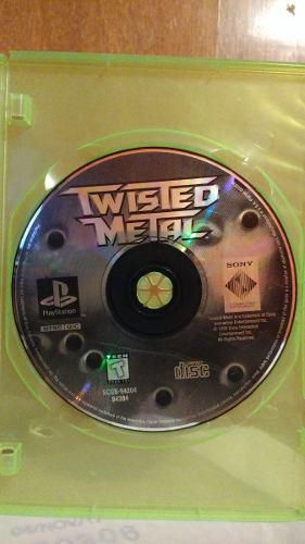 Twisted Metal Ps1 Compatible Ps2 Ps3 Od.st