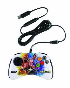 Xbox 360 Wwe All Stars Brawlpad Mole Hogan Y Juan Cena