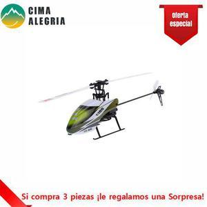 Xk Falcon K100-b 6ch Sistema 3d 6g Helicptero Bnf Rc