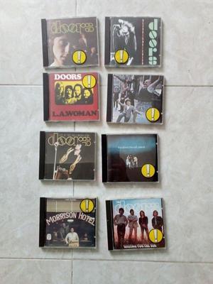 CDs Originales The Doors. 8 CDs ¡¡ IMPECABLES !!