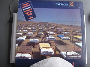 Disco de Acetato Pink Floyd A Momentary Lapse of Reason