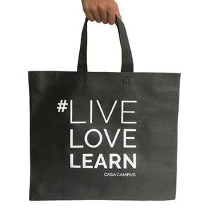 Innova tu bolsa con el mejor material degradable y vende