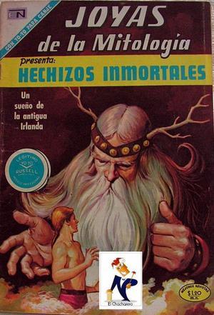 JOYAS DE LA MITOLOGIA EDITORIAL NOVARO