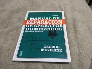 Manuales de Reparación de electrodomésticos