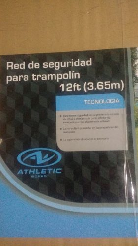 Red Inferior De Seguridad Trampolin 12 Pies