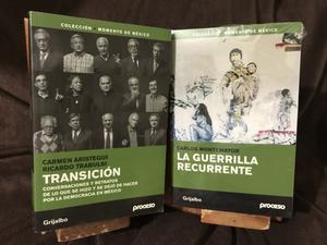 """""""TRANSICIÓN"""", Y """"LA GUERRILLA RECURRENTE"""", EDICIÓN"""