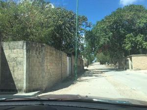 Terreno en venta cerca centro maya Playa del Carmen