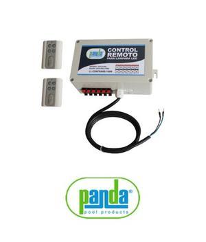 Transformador Con Control Remoto 150 Watts Lampara Led