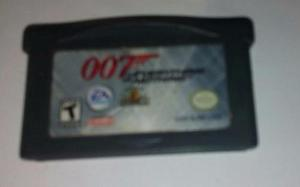 007 Everything Or Nothing Para Gameboy Advance Gba