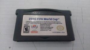 2006 Fifa World Cup Para Nintendo Game Boy Advance