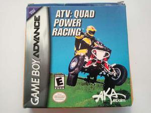 Atv Quad Power Racing _ Game Boy Advance _ Shoryuken Games