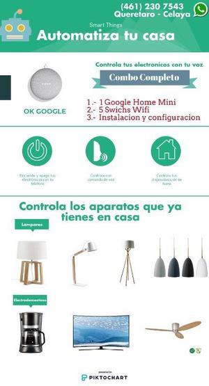 Automatiza tu casa