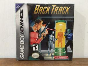 Back Track Para Game Boy Advance Gba Nuevo Y Sellado