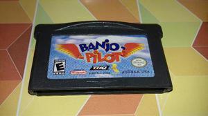 Banjo Pilot De Game Boy Advance,gba,funcionando.