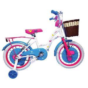 Bicicleta Akuarela Monk Rodada 16 Para Niña