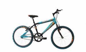 Bicicleta Infantil Bravia Rodada 20 Para Niño Casco Gratis