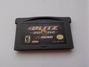 Blitz 2002 Gba Game Boy Advance En Game Reaktor