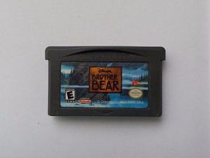 Brother Bear Gba Tierra De Osos Game Boy Advance