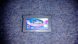 Cinderella Magical Dreams Para Nintendo Game Boy Advance