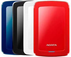 Disco Duro Externo 2tb Adata Hv300 Usb 3.1 Varios Colores