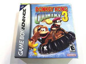 Donkey Kong Country 3 Game Boy Advance Gba Retromex Tcvg