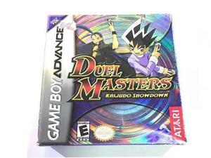 Duel Masters Kaijudo Game Boy Advance Gba Retromex Tcvg