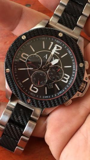 Estupendo reloj Armani Exchange modelo AX caja de 48mm.