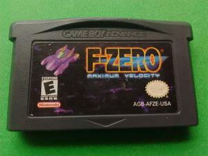 F Zero Game Boy Advance