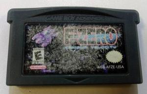 F-zero Maximum Velocity Game Boy Advance Gba Retromex Tcvg
