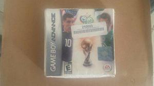 Fifa World Cup 2006 Game Boy Advance Nuevo Sellado Barato+
