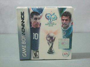 Fifa World Cup Germany 2006 Game Boy Advance