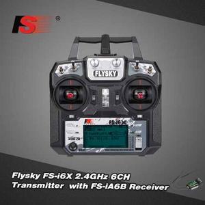 Flysky Receptor Para Rc Drone Avin Helicptero