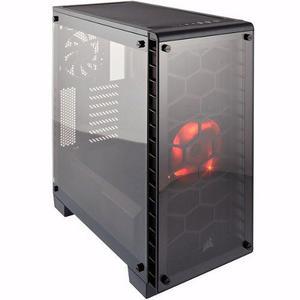 Gabinete Gamer Corsair 460x Cc-9011099-ww Cristal Templado
