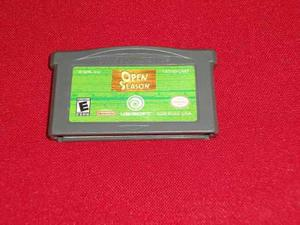 Game Boy Advance Open Season / Original / Garantizado
