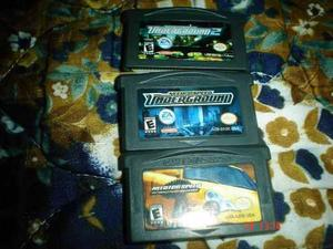 Game Boy Advance Paquete Need For Speed Gba