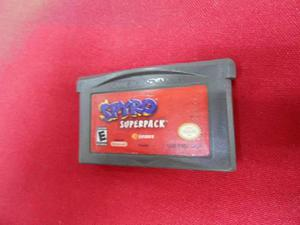 Game Boy Advance Spyro Season Ice, Season Flame Gba
