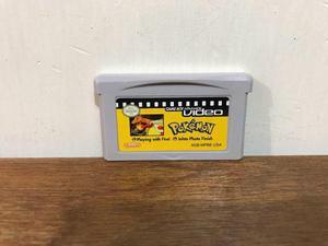 Gameboy Advance Video Pokemon En Excelente Estado Gba