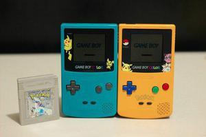 Gameboy Color Pokemon Edition Y Version Silver