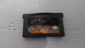 Harry Potter And Goblet Fire Para Nintendo Game Boy Advance